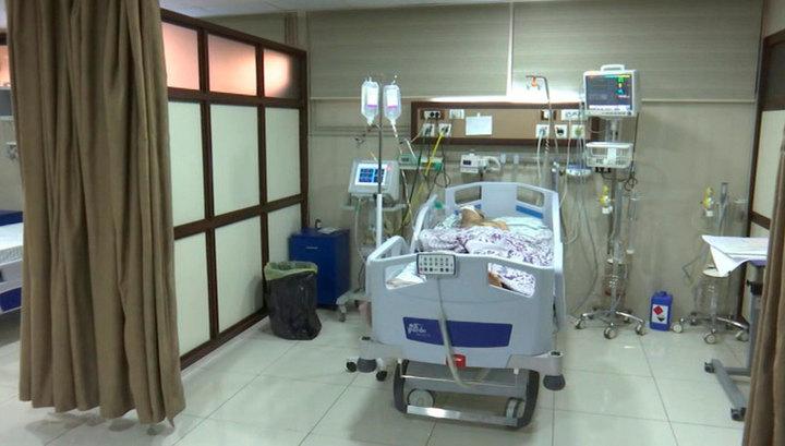 В сирийском Алеппо восстановили главную городскую больницу
