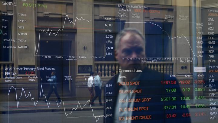 Вспомнили кризис-2014: на Мосбирже возобновилась продажа валюты крупнейшими экспортерами