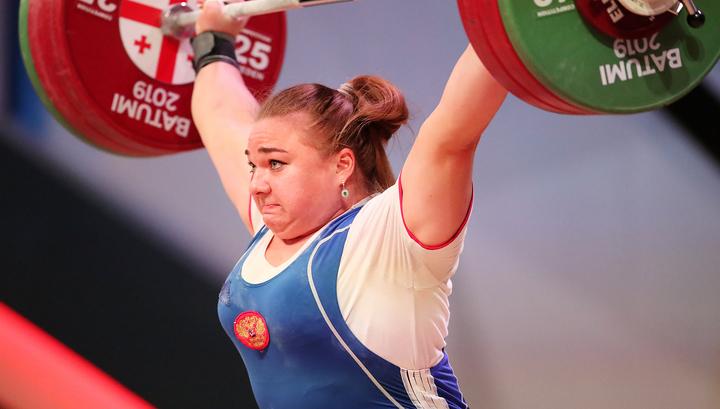 Чемпионат Европы по тяжелой атлетике в Москве перенесен из-за коронавируса