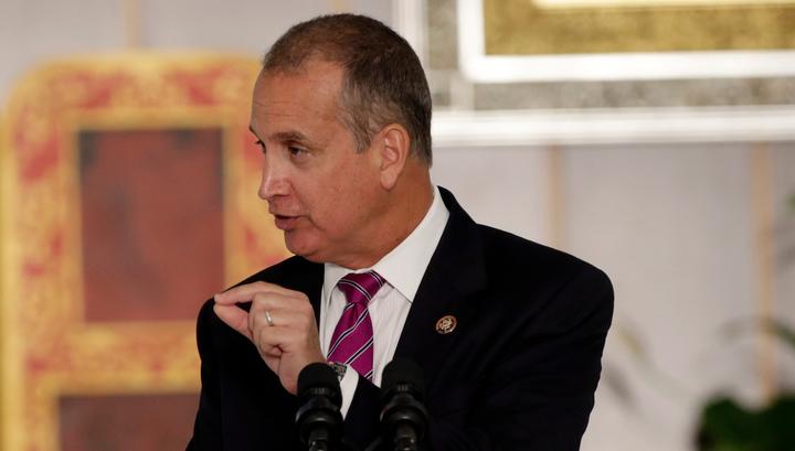 Коронавирус выявлен среди членов конгресса США