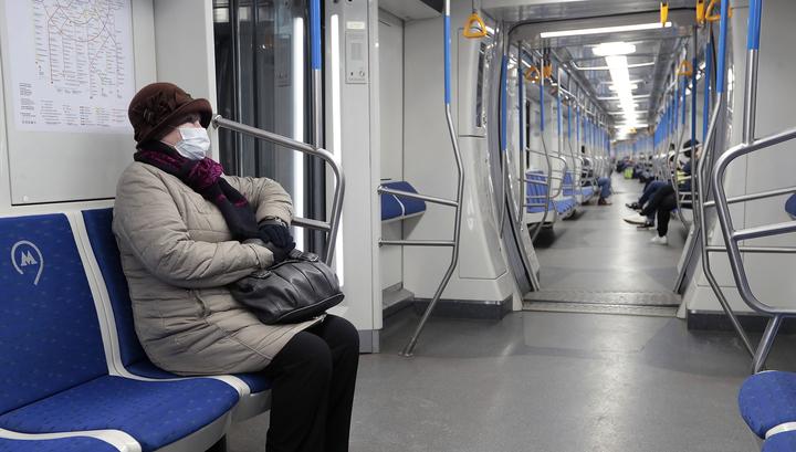 Метры и метро: в столичной подземке появилась дистанционная разметка для пассажиров