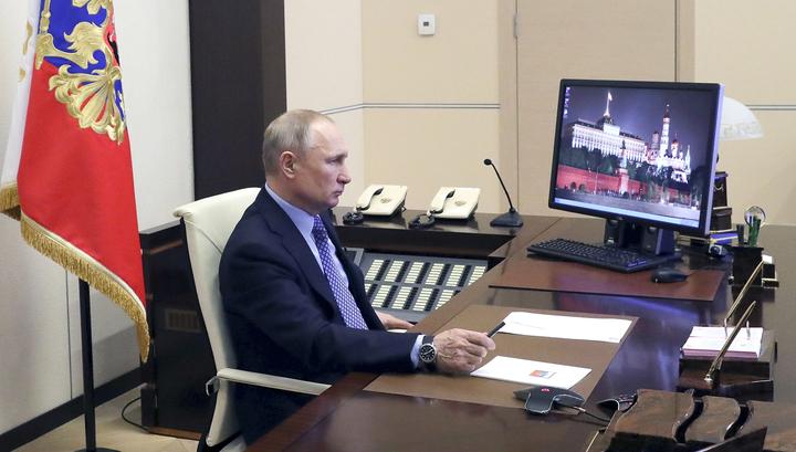 Подписан указ об утверждении членов Общественной палаты России