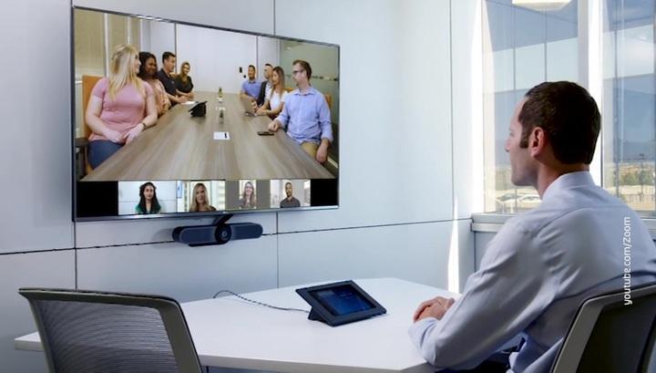 Вести.net: видеосервис Zoom пообещал поработать над безопасностью