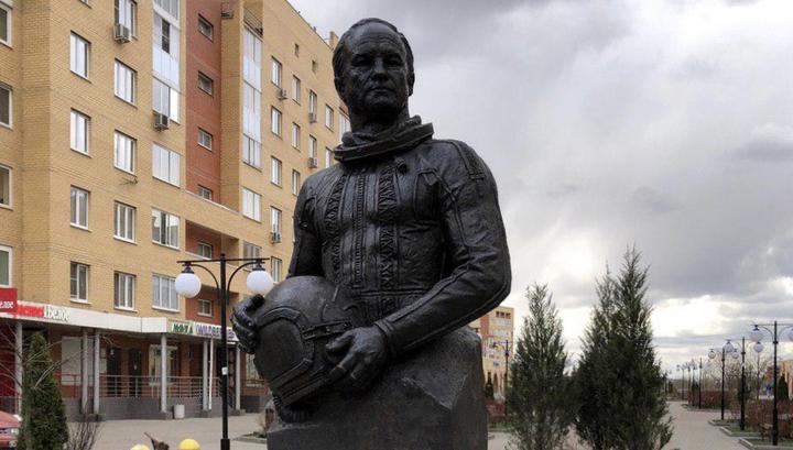 Бюст космонавта Игоря Волка появился в Жуковском
