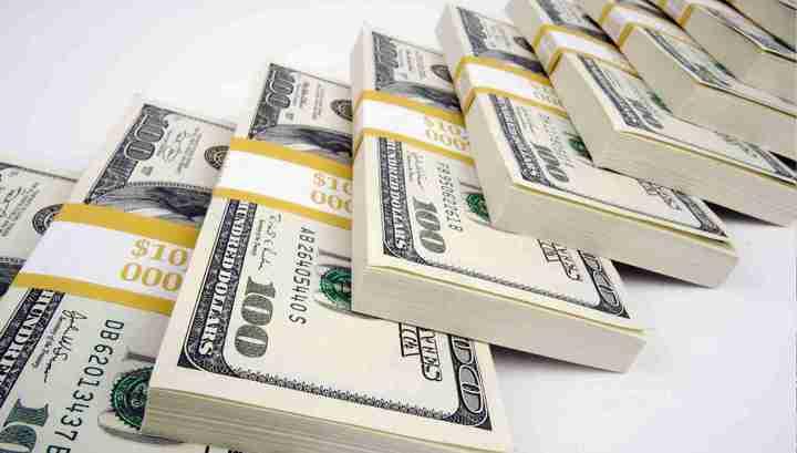 Внешний долг России сократился в I квартале на 8,3% до $450 миллиардов