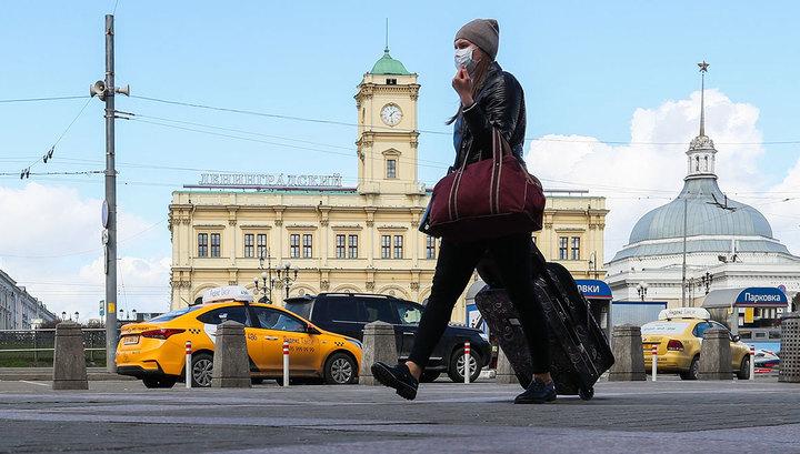 Московские суды назначают 15-тысячные штрафы нарушителям режима