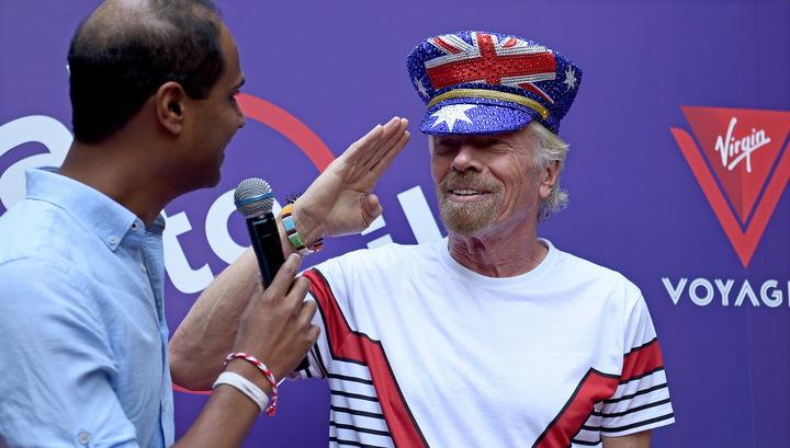 Миллиардер Ричард Брэнсон пытается взять кредит под залог собственного острова