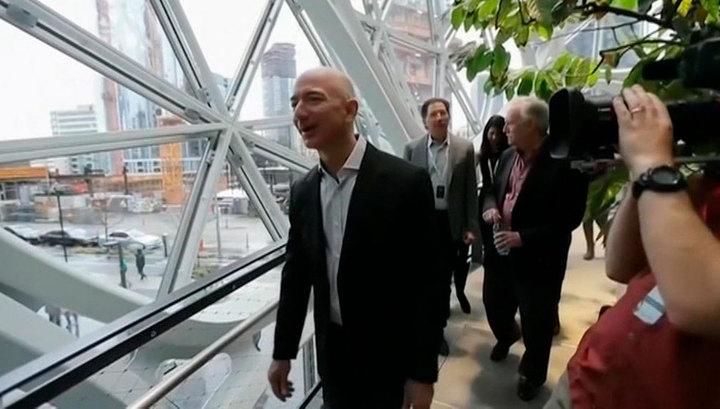 Глава Amazon вызван для дачи показаний в Конгресс