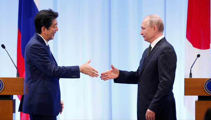 МИД РФ назвал неуместными инсинуации японских СМИ по мирному договору