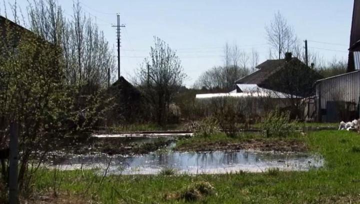 В девяти районах Архангельской области борются с паводком