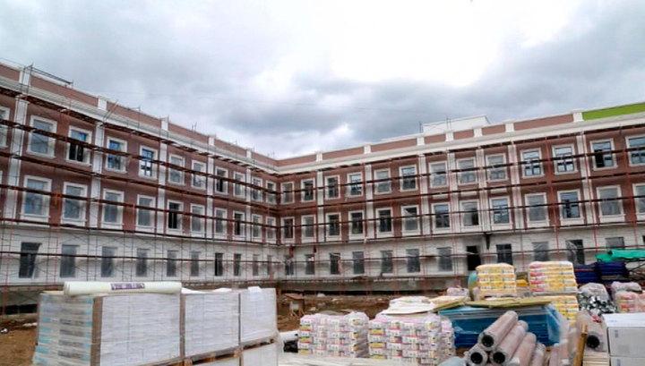 В Твери откроется новый корпус суворовского училища