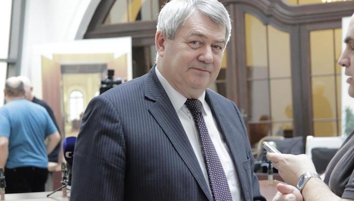 Чешский депутат назвал отвратительным снос памятника Коневу