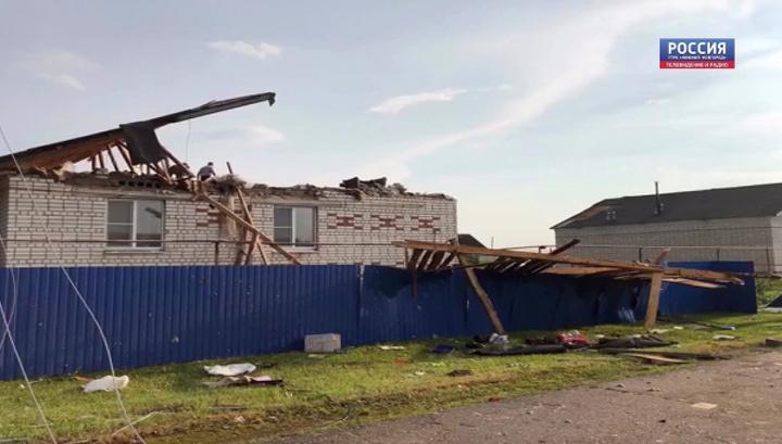Ураган в Нижегородской области: что разрушила стихия