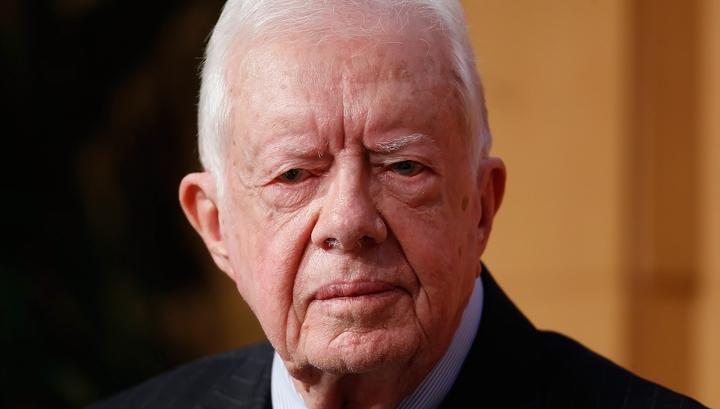 Экс-президент США Картер перенес операцию
