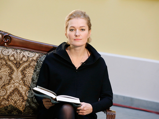 Виктория Толстоганова / Автор: Вадим Шульц