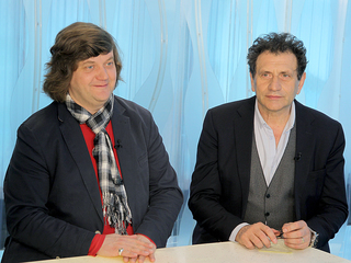 Евгений Князев и Феликс Коробов / Автор: Вадим Шульц