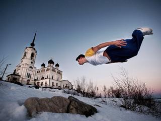 """Антон Уницын (Россия) """"Полет"""""""