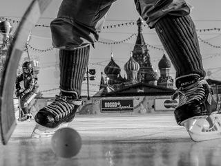 """""""Русский хоккей"""" / Автор: Дарья Исаева"""
