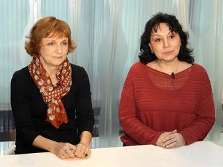 Тереза Дурова и Марина Райкина / Автор: Вадим Шульц