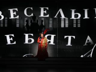 Большая опера - 2016. 6-й выпуск. Марина Мещерякова / Автор: Вадим Шульц