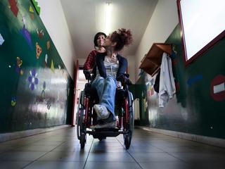 Летиция Ренис. Фотоистория «Летиция. История невидимой жизни» / Автор: Данило Гарсиа Ди Мео