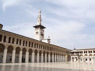 """Кадр из документального фильма Сирия. """"Здесь был рай"""". Дамаск"""