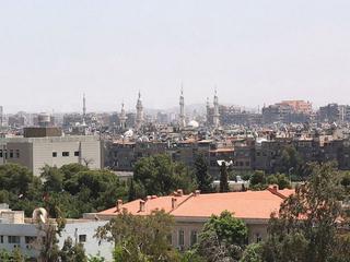 Сирия. Дамаск / Автор: Игорь Калядин