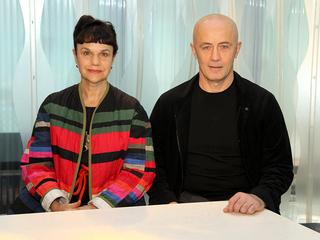 Шалва Бреус и Марина Лошак / Автор: Вадим Шульц