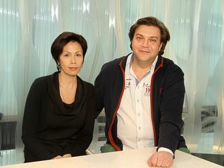Сергей Широков и Лариса Ломакина / Автор: Вадим Шульц