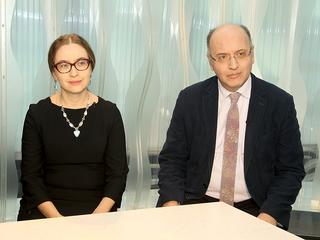Димитрис Яламас и Елена Саенкова / Автор: Вадим Шульц
