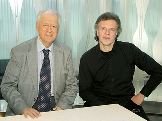Алексей Уткин и Евгений Непало / Автор: Вадим Шульц