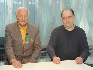 Виктор Лихоносов и Александр Ткаченко / Автор: Вадим Шульц