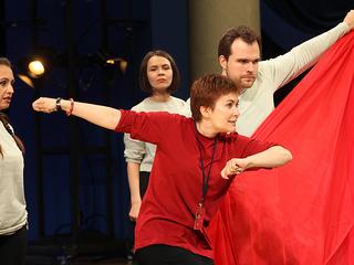 Нано-Опера. III Международный конкурс молодых оперных режиссеров. I тур. Фото Вадима Шульца