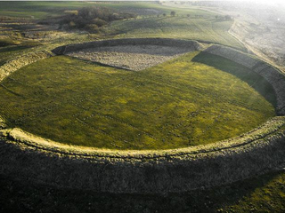 Датские археологи обнаружили ранее неизвестную крепость викингов