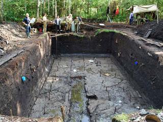 Археологи обнаружили артефакты эпохи позднего мезолита под Нижним Тагилом