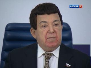 В Кремлевском дворце идет подготовка к юбилейному концерту Иосифа Кобзона