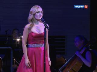 Меццо-сопрано Кэтрин Дженкинс дала единственный концерт в Москве