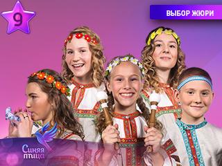 """Детский ансамбль звонарей """"Колокольные Звоны"""""""