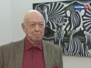85 лет театральному художнику и сценографу Борису Мессереру