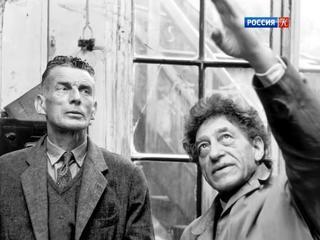 «Последний портрет Джакометти». В прокат вышел фильм о самом неординарном скульпторе XX века