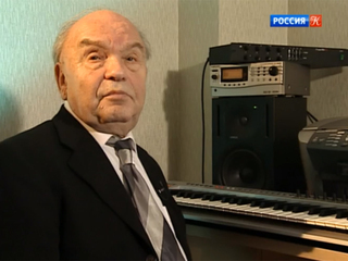 C Владимиром Шаинским простятся в столице 22 января
