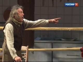 «Глубоко и больно». Сергей Газаров представил новый спектакль