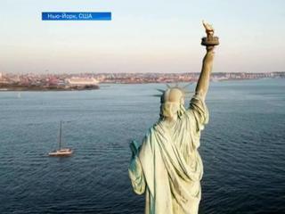 Статуя Свободы закрыта для туристов