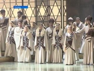 """На открытии Шаляпинского фестиваля прозвучала опера Верди """"Набукко"""""""