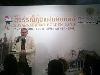 В Тайланде открылась выставка российских художников