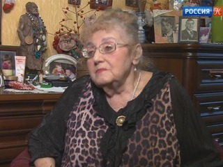 Легендарная актриса Театра на Таганке Марина Полицеймако отмечает юбилей
