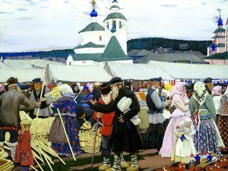 В «Новом Иерусалиме» покажут шедевры Бориса Кустодиева