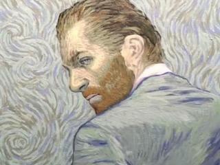 Выставка в Польше рассказывает, как снималась анимационная лента о Ван Гоге