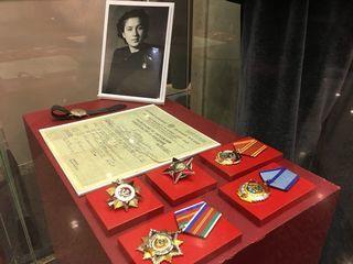 Международный женский день в Музее Победы