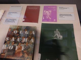 """""""Живопись, поэзия, эмансипация"""". В Жироне открылась выставка художницы Ольги Сахаровой."""